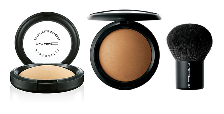 mac skinfinish natural